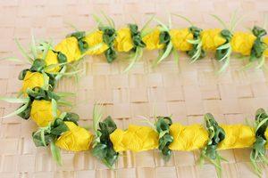 Mini Pineapple Lei