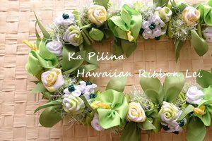 White Green Bouquet